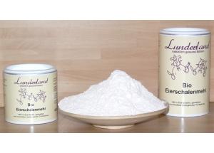 Lunderland Bio-Eierschale 400g nur Ladenverkauf