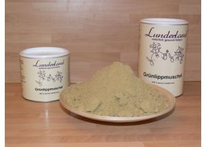 Lunderland Grünlippmuschelpulver 100g nur Ladenverkauf