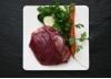 Weide-Rinder Kopffleisch